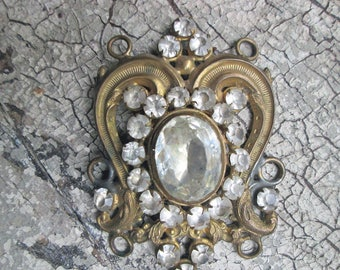 Antique French Jewelry Element