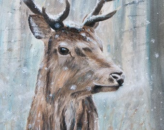 stag. print