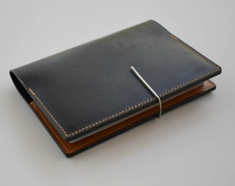 Calfskin Leather Passport Cover