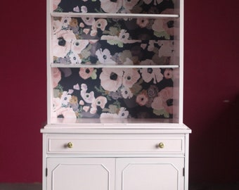 GORGEOUS Cabinet Lacquered in Pink - Ready to Ship