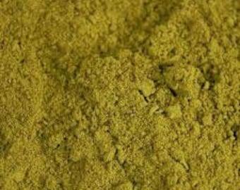 HENNA - natural plant dye