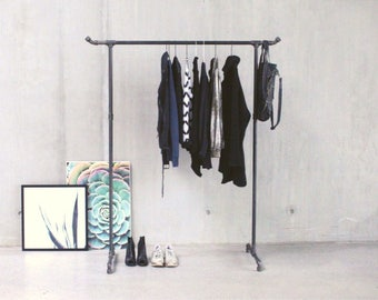 Clothes Rack industrial style - ELLA