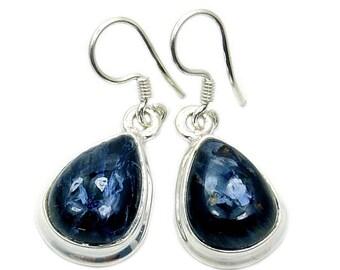 Pietersite Earrings Sterling Silver Dangle Earrings , AE97 AE94