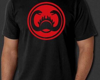 Conan The Barbarian Thulsa Doom New T-shirt 1982 Arnold Schwarzenegger Movie 80s