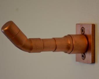 Single Wall Hook/Robe Hook/Towel Hook/Copper
