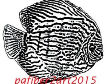 Thermofax Screen Fish 2