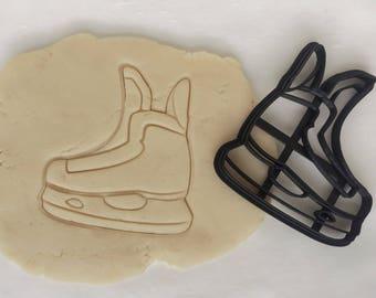 Hockey Skate Cookie Cutter