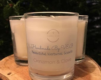 Cinnamon & Clove Soy Candle