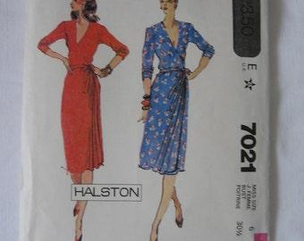 PATTERN SALE   -  McCalls 7021 Sewing Pattern