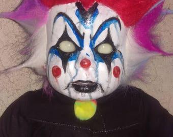 Hugo the clown