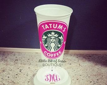 Personalized Starbucks Cup / Tumbler / Mug