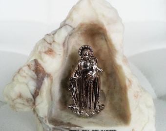 Mary And Baby Jesus, Virgin Mary Figurine, Baby Jesus Figurine,