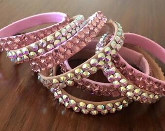 Custom Swarovski Bracelet