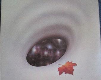 ROBIN TROWER Long Misty Days lp 1976 Chrysalis Blue Pressing Vinyl Record Album