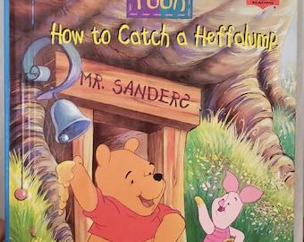 Disney Winnie The Pooh How To Catch a Heffalump