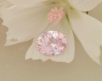 RESERVED Baby Pink Sapphire 4.49 Cts from Ceylon