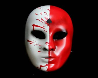 Mask Halloween Masquarade Rock band