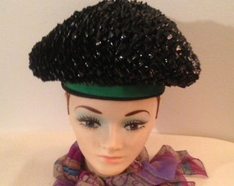 Unique Vintage Mad Caps Hat with Original Tags