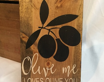 Rustic Kitchen Sign, Farmhouse Decor,  Kitchen Decor, Rustic Kitchen Decor, Country Home Decor, funny kitchen sign, love sign