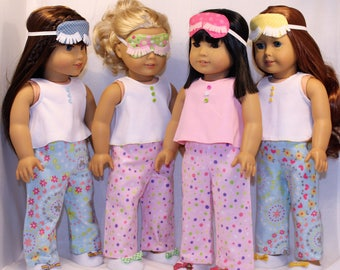 18 Inch Doll Clothing - Jammies