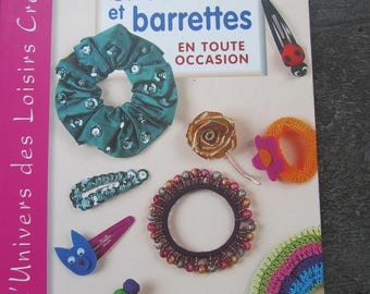 "Book ""Scrunchies and hair clips"" on any occasion - 80 original designs"
