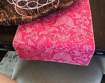Pink Table Runner | Easter Table Runner | Spring Table Runner | Easter Decoration | Easter Decor | Easter Table Decor