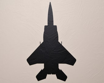 F-15 Top - Wall Decal