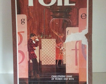 1971 Foil By 3M Company Bookshelf Games