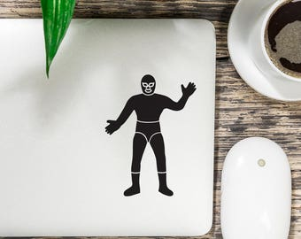 Mexican Lucha Libre Vintage Toy - Lucha Libre Vinyl Decal - Stickers - Car decal - laptop sticker