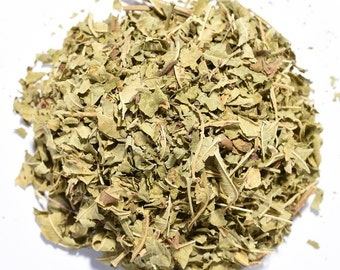 LEMON VERBENA | Organic Herbal Tea | Loose Leaf and Tea Bags | Tea Tins | Eco-Friendly Packaging