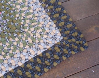 Rectangular rug - sold - order your own
