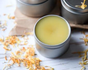 Calendula Butter Natural Hand Salve