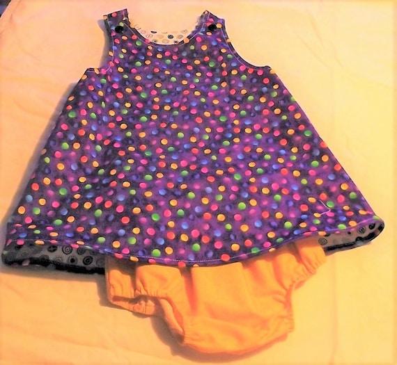 Infant Reversible Set, Size 18-24mo