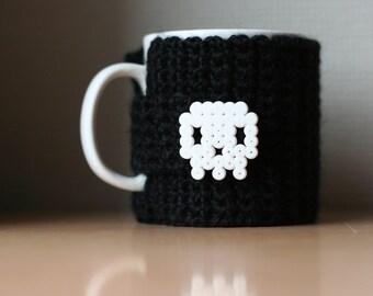 Mug cozy skull