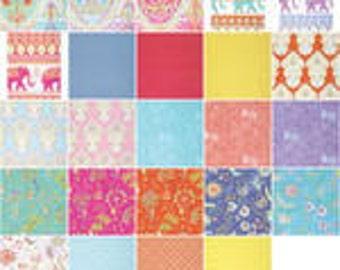 Sundara Oasis by Dena Designs - 24 x 1/4yd Bundle