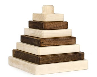 Baby Stacker Wood Toy