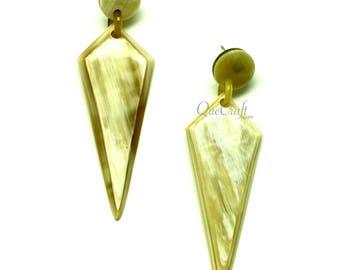 Horn Earrings - Q13095-2