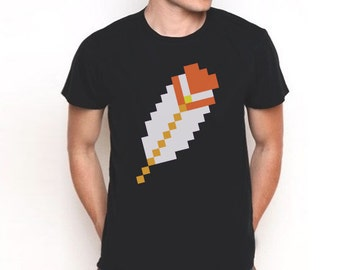 Mario Feather T Shirt