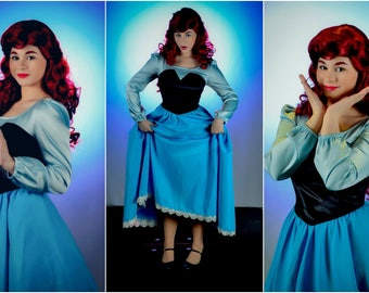 Princess Ariel Print Three Pack