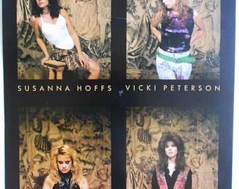 BANGLES Walk Like An Egyptian Very Rare1986  Orig Official UK Record Company POSTER