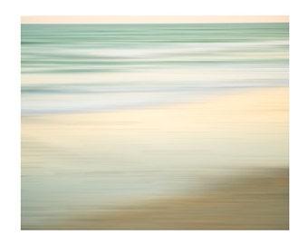 Art, Beach Photography, Abstract, Sand, Sea, Ocean Photography, Abstract Art, Coastal Home Decor