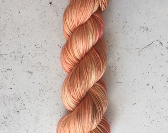 Sparkle DK, Hand Dyed Yarn, Knitting Yarn, Superwash Merino Wool, Sparkle DK Weight Yarn, 100g/231 yards