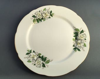Royal Stafford Camellia Porcelain Dinner Plate