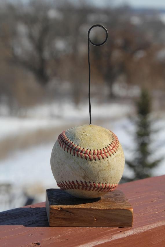Baseball Photo Holder