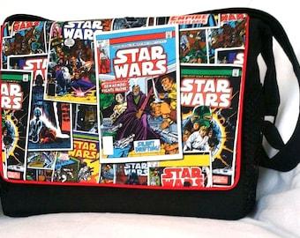 Star Wars Comics Diaper Bag/Stroller Bag