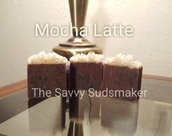Mocha Latte Bar Soap