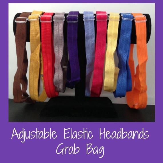Adjustable Headband Grab Bag