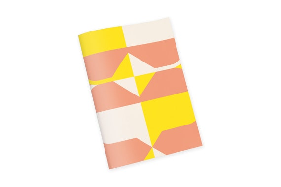 Notebook Ula // Handmade Blank Notebook // Ideal as diary, notepad, day planner, to do list