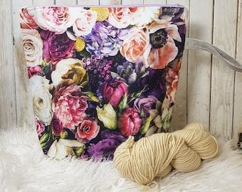 Made to Order: Big Floral Extra Large Bag