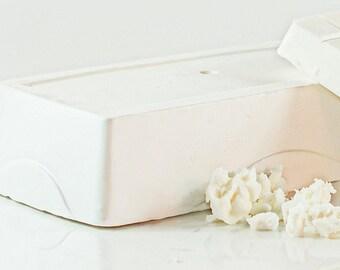 Shea soap pour base